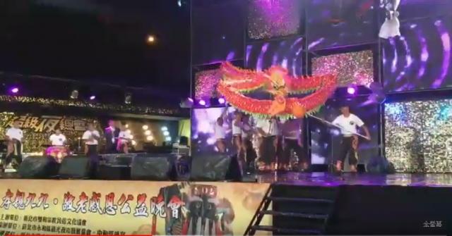 超級夜總會舞龍表演